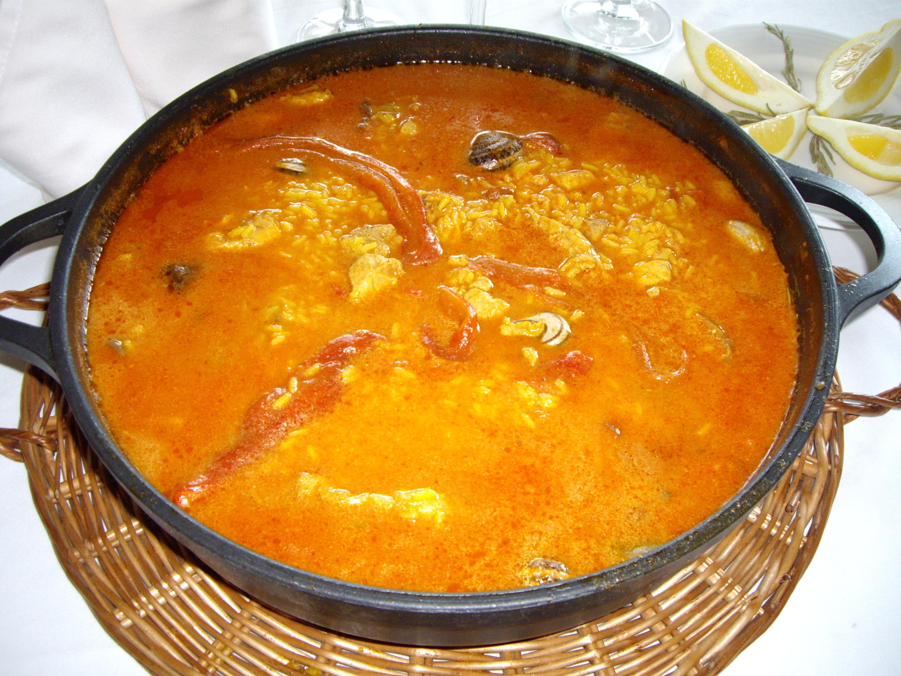arroz cortijero