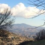 a view of the alpujarran landscape
