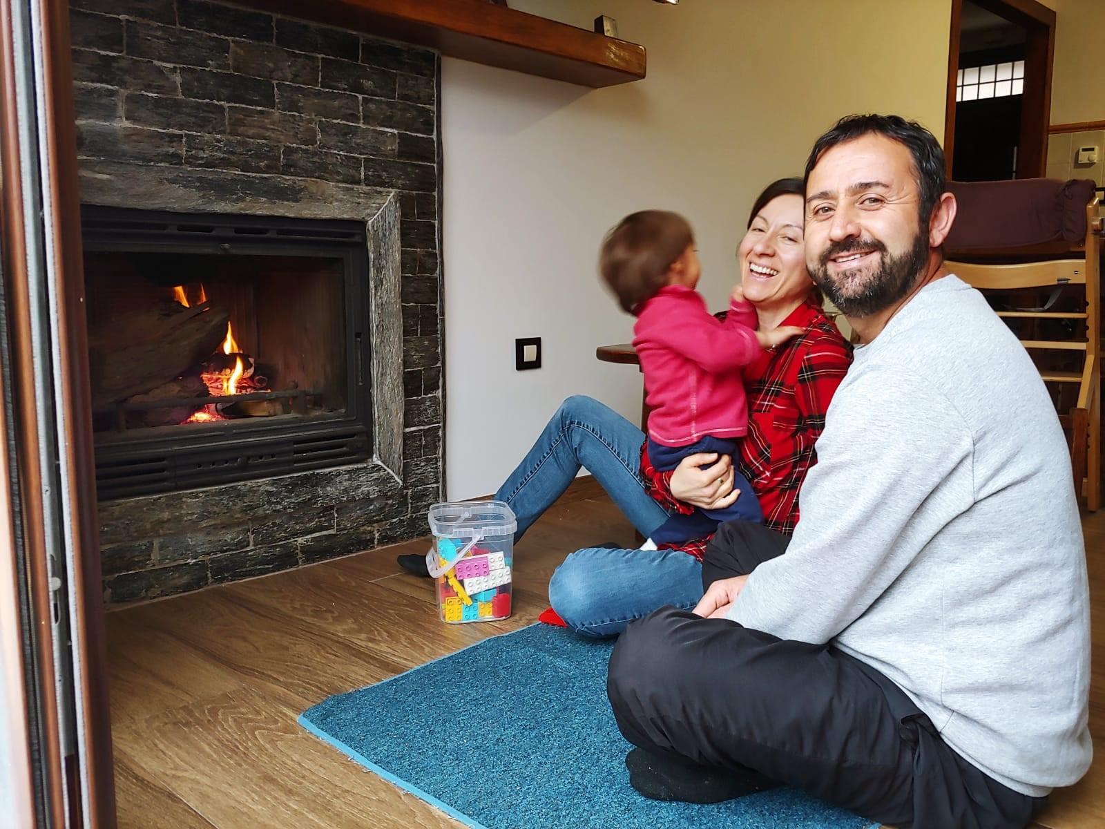 Los momentos en familia son muy apreciados por los hosteleros